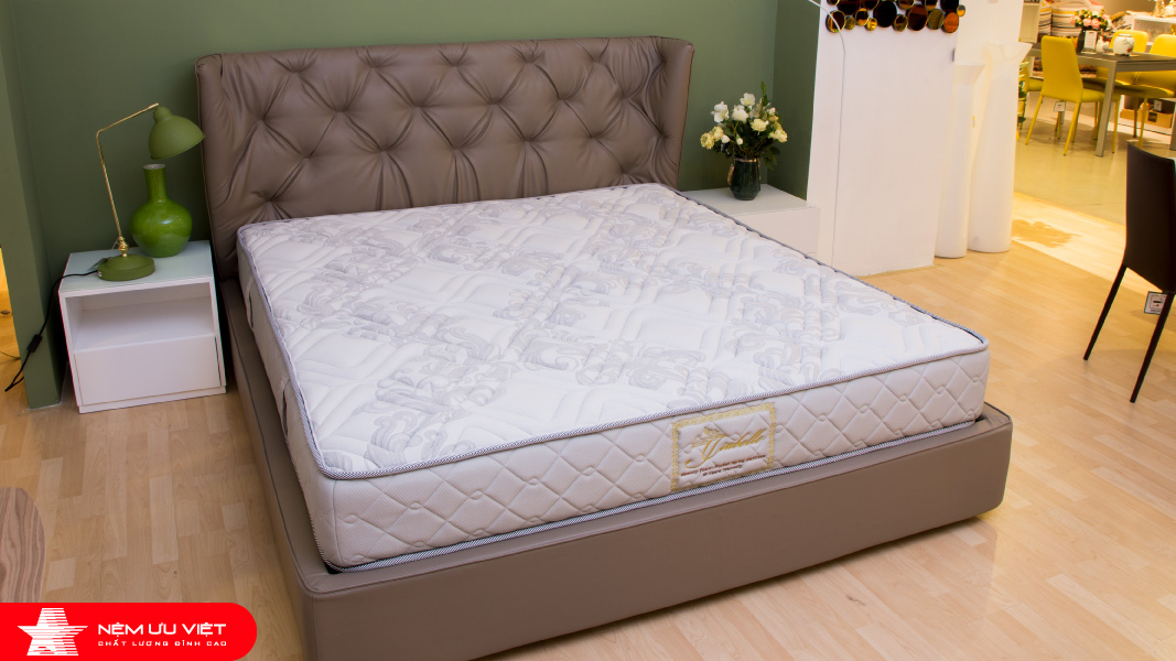 Isabelle mattress - 7 Zone pocket spring - double sides memory foam
