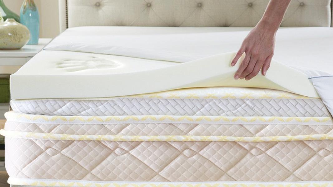 Tấm tiện nghi – mattress topper MEMORY FOAM khách sạn 5 sao
