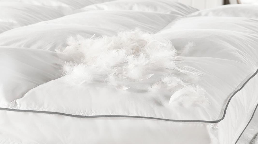 Tấm topper, tấm tăng tiện nghi lông vũ cho khách sạn 5 sao cao cấp
